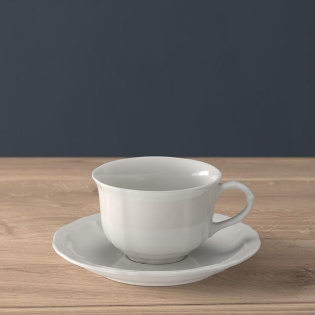 Manoir Tea cup & saucer 2pcs, , large
