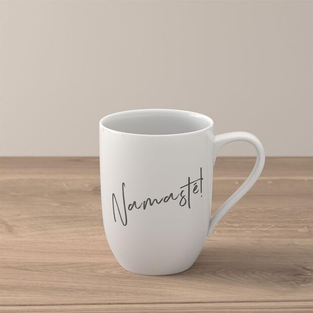 "Statement mug ""Namasté"", , large"