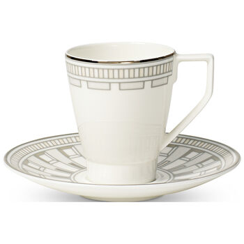 La Classica Contura Espresso cup & saucer 2pcs