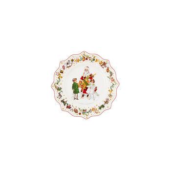 Annual Christmas Edition Salad Plate 2021 24x24cm