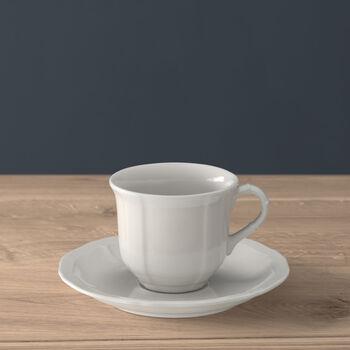 Manoir Coffee cup & saucer 2pcs