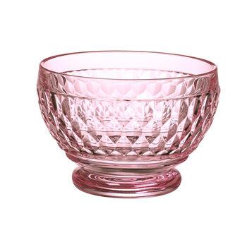 Boston Coloured Dessert bowl Pink