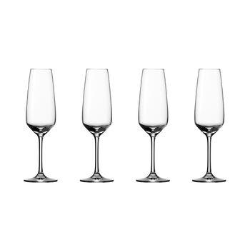 vivo   Villeroy & Boch Group Voice Basic Glas Champagne Reims flute set 4 pcs