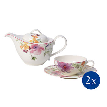 Mariefleur Tea Tea set, 5 pieces, for 2 people