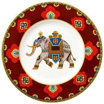 Samarkand Rubin breakfast plate