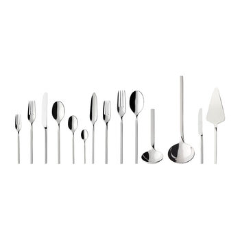 NewWave Lunch table cutlery 113 pieces