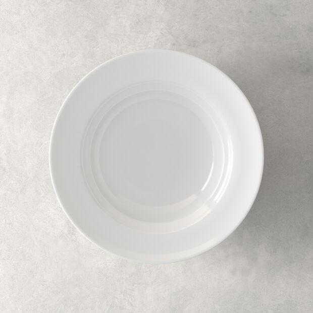 NEO White Deep plate 23x23x6cm, , large