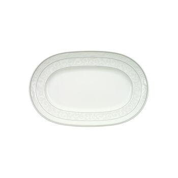 Gray Pearl pickle dish 22 cm