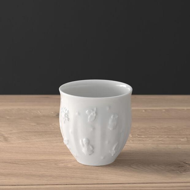 Toy's Delight Royal Classic handleless mug, white, 250 ml, , large