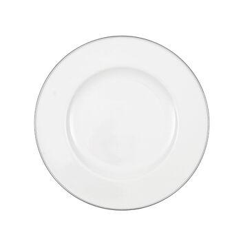 Anmut Platinum No.1 dinner plate