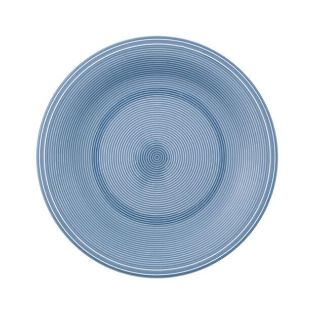 Color Loop Horizon dinner plate 28 x 28 x 3cm, , large