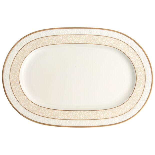 Ivoire Oval platter  35cm, , large