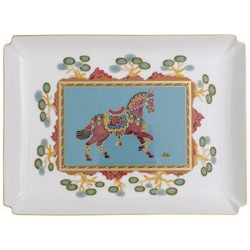 Samarkand Aquamarin Gifts large decorative bowl