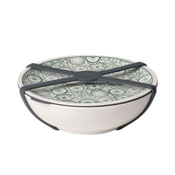 Modern Dining To Go Jade bowl L