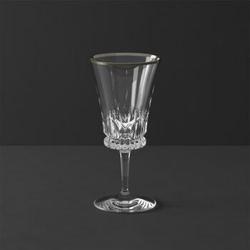 Grand Royal White Gold Water goblet 200mm