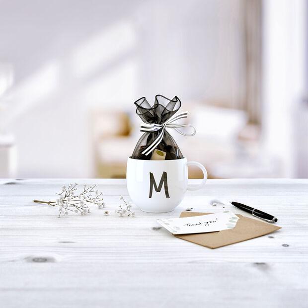 Letters Mug M 13x10x8cm, , large