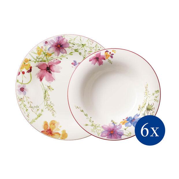 Mariefleur Basic dinner set 12 pieces, , large