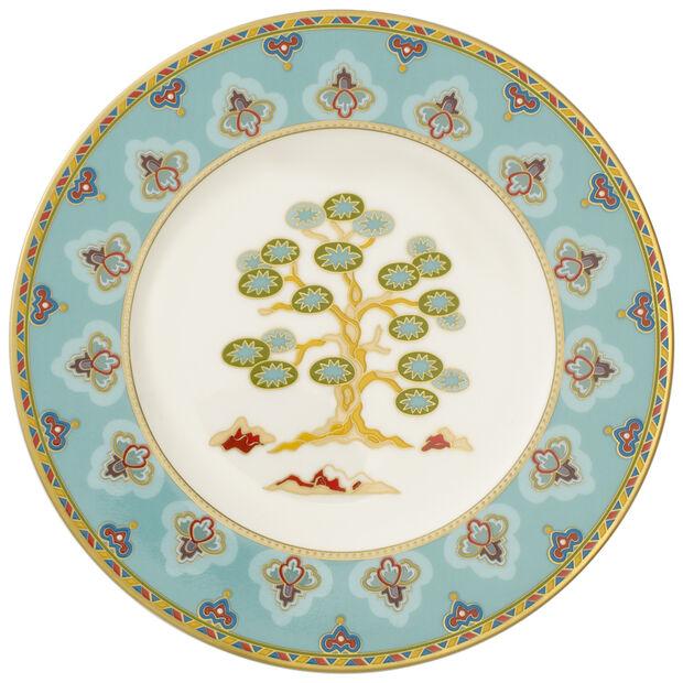 Samarkand Aquamarin Bread & butter plate, , large