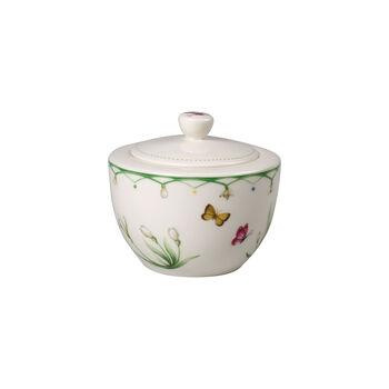 Colourful Spring sugar bowl