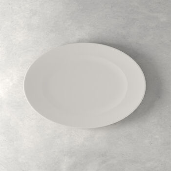 For Me oval plate