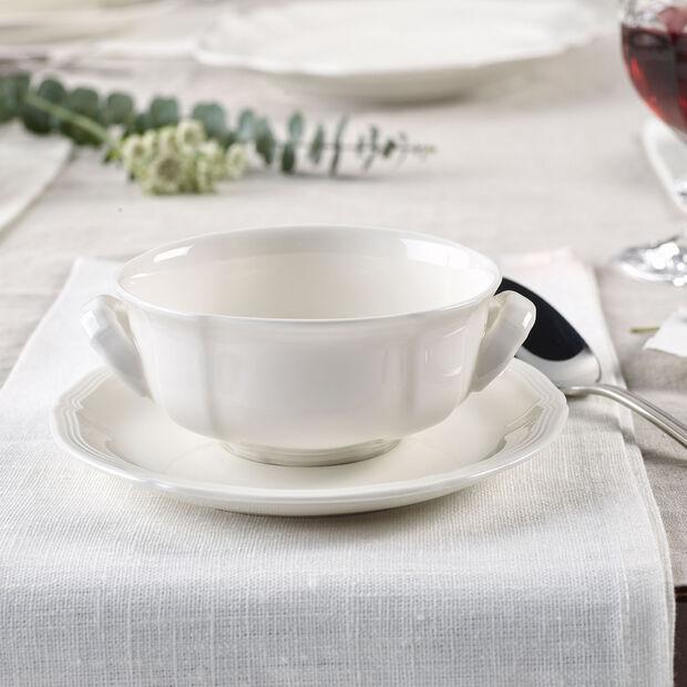 Manoir Soup cup & saucer 2pcs, , large