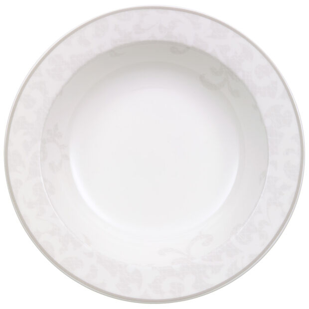 Gray Pearl salad bowl, , large