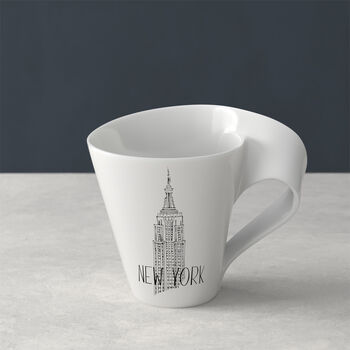 Modern Cities Mug New York