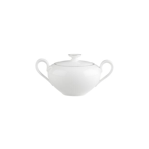Anmut Platinum No.1 sugar bowl for 6 people, , large