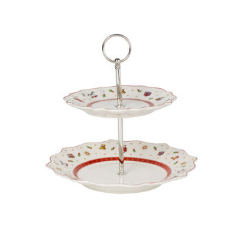 Toy's Delight small cake stand
