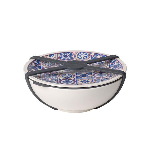 Modern Dining To Go Indigo bowl M, , large
