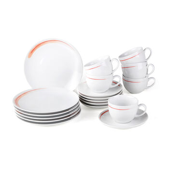 vivo | Villeroy & Boch Group Fresh Peach Coffeeset 18pcs.