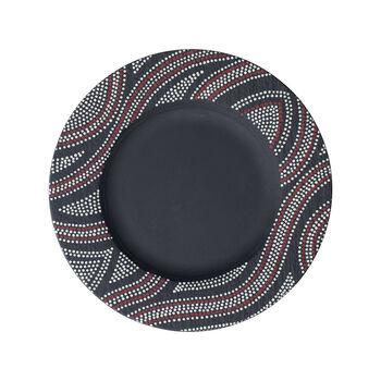 Manufacture Rock Desert dinner plate