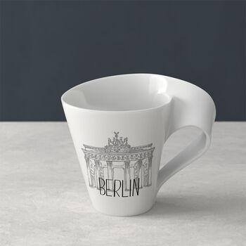 Modern Cities coffee mug, Berlin, 300 ml
