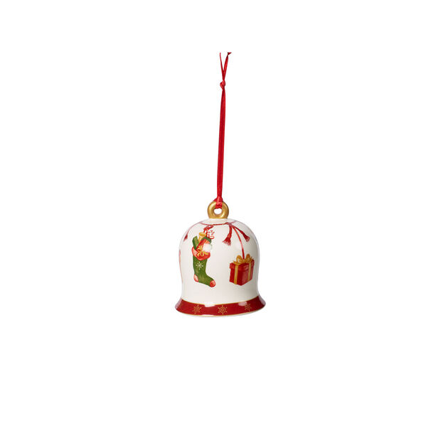 Annual Christmas Edition bell 2019, 6 x 6 x 7 cm, , large