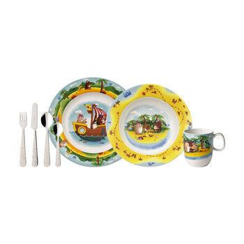 Chewy's Treasure Hunt Children's set 7 pieces