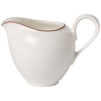 Anmut Rosewood small milk jug, 0.21 l