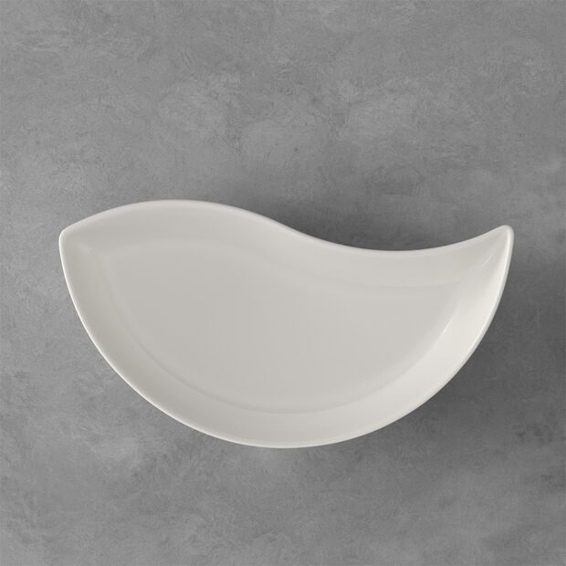 NewWave curved bowl 28 x 15 cm, , large