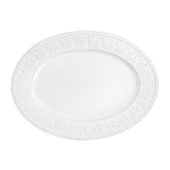 Cellini oval plate 40 cm
