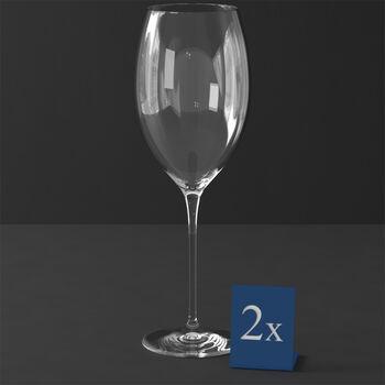 Allegorie Premium red wine glass, 2 pieces, for Bordeaux