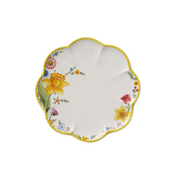 Spring Awakening breakfast plate
