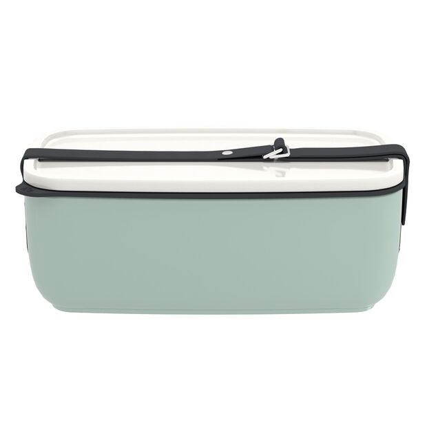 ToGo&ToStay lunch box, 20 x 13 x 7.5 cm, rectangular, mint green, , large