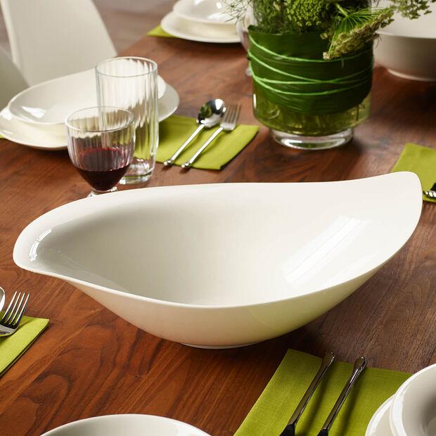New Cottage Special Serve Salad salad bowl 45 x 31 cm, , large