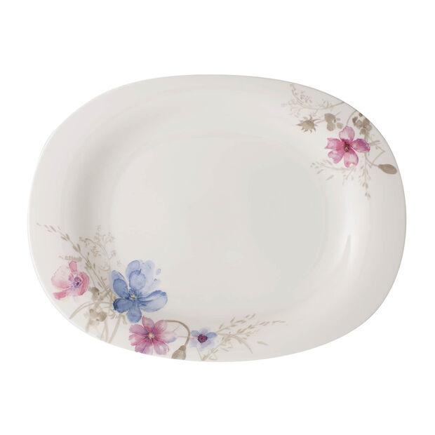 Mariefleur Gris Basic serving plate 34 cm, , large