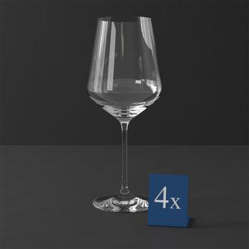 La Divina Bordeaux glass, 4 pieces
