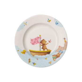 Happy as a Bear Children flat plate 220x220x26mm