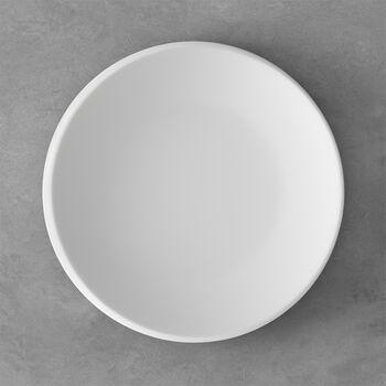 NewMoon dinner plate, 27 cm, white