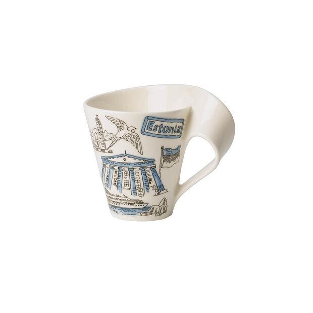 Cities of the World coffee mug Estonia, , large
