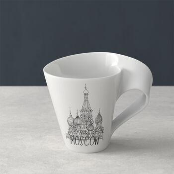 Modern Cities coffee mug, Moscow, 300 ml