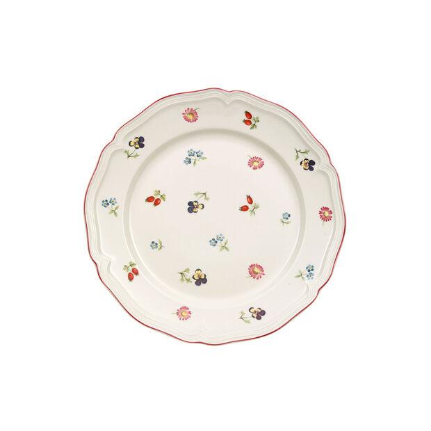 Petite Fleur breakfast plate, , large