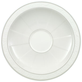 Gray Pearl coffee/tea cup saucer